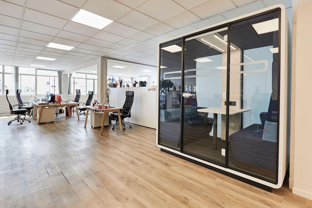 2020, l'année du changement pour les entreprises qui devront repenser l'aménagement de leurs bureaux pour susciter l'engagement de leurs salariés.